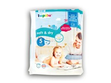 Junior Nappies Size 5 11-23kg